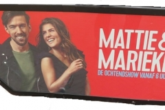 Marieke in Amsterdam