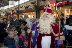 Sinterklaasfeest Westerkoog