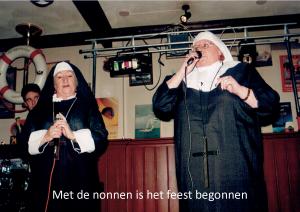 1998 Zingende nonnen