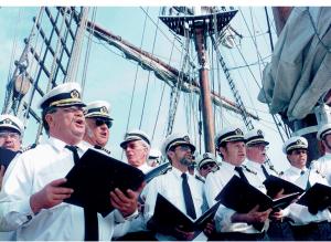 2000 Kapiteins bij Sail 2000