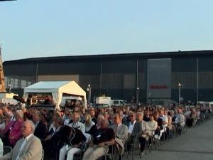 2010 Heerlijk zonnetje in Rostock