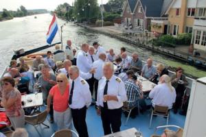 2014 genieten op de Kapiteinsvaart