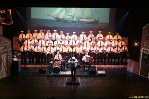 2016-01 Kapiteinskoor in Zaantheater