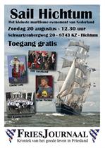 poster Sail Hichtum